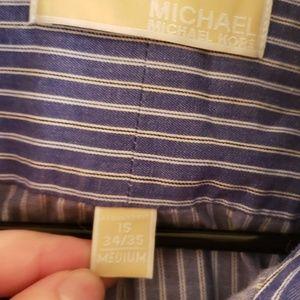 MICHAEL Michael Kors Shirts - Men's MICHAEL Michael Kors Dress Shirt 15 34/35